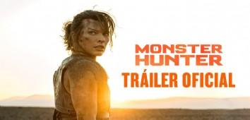Tráiler Español de Monster Hunter
