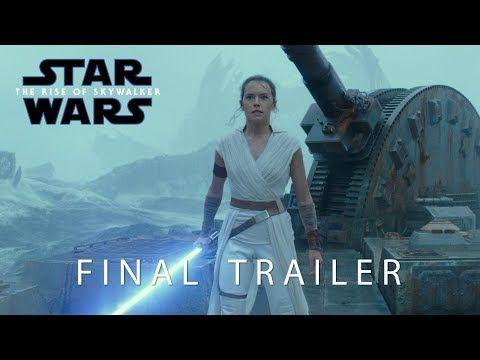 Tráiler Final Español de Star Wars: El Ascenso de Skywalker