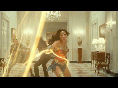 Tráiler Español de Wonder Woman 1984