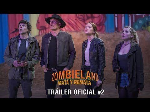 Tráiler Final Español de Zombieland Mata y Remata